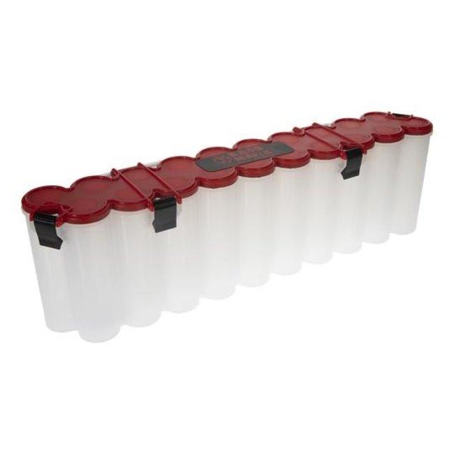 Double Barrel Jerk Bait Box