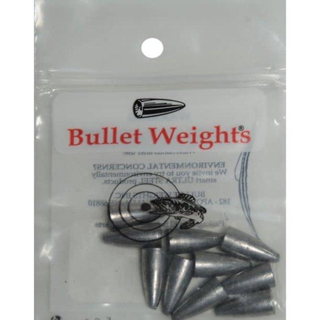 Bullet Weights Slip Sinker Worm Weights