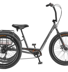 Sun Bicycles TRIKE SUN BAJA GREYMUST SHIP A & B BOX