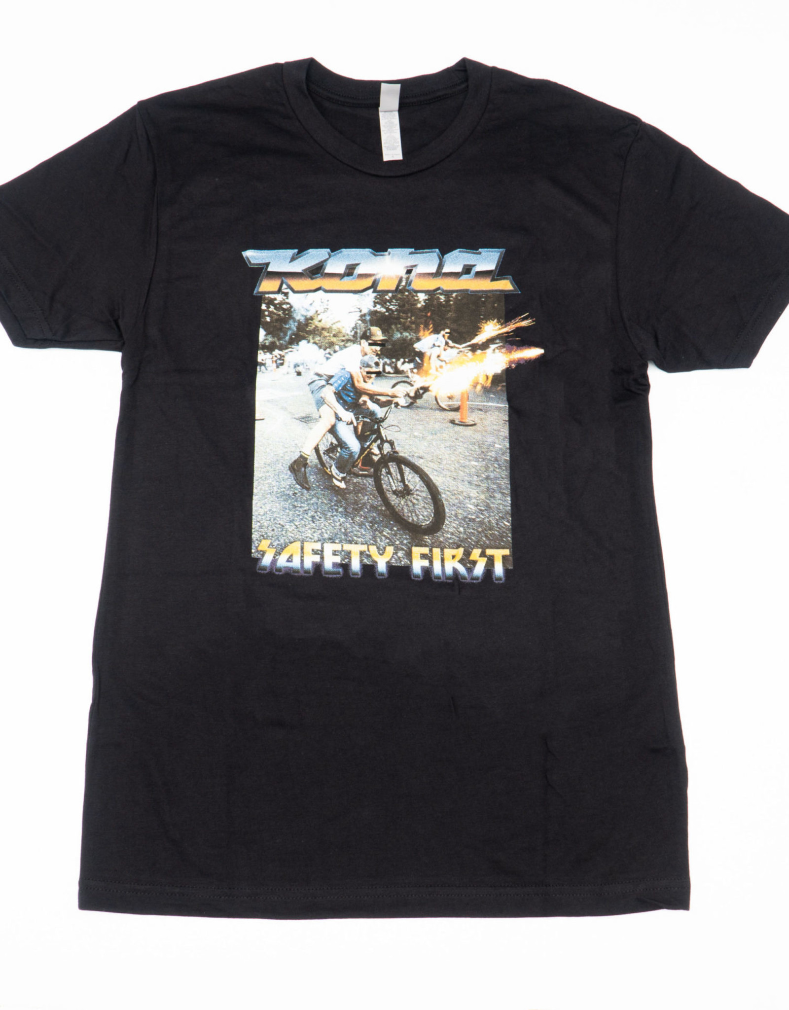 Kona Kona Safety First T-shirt SM