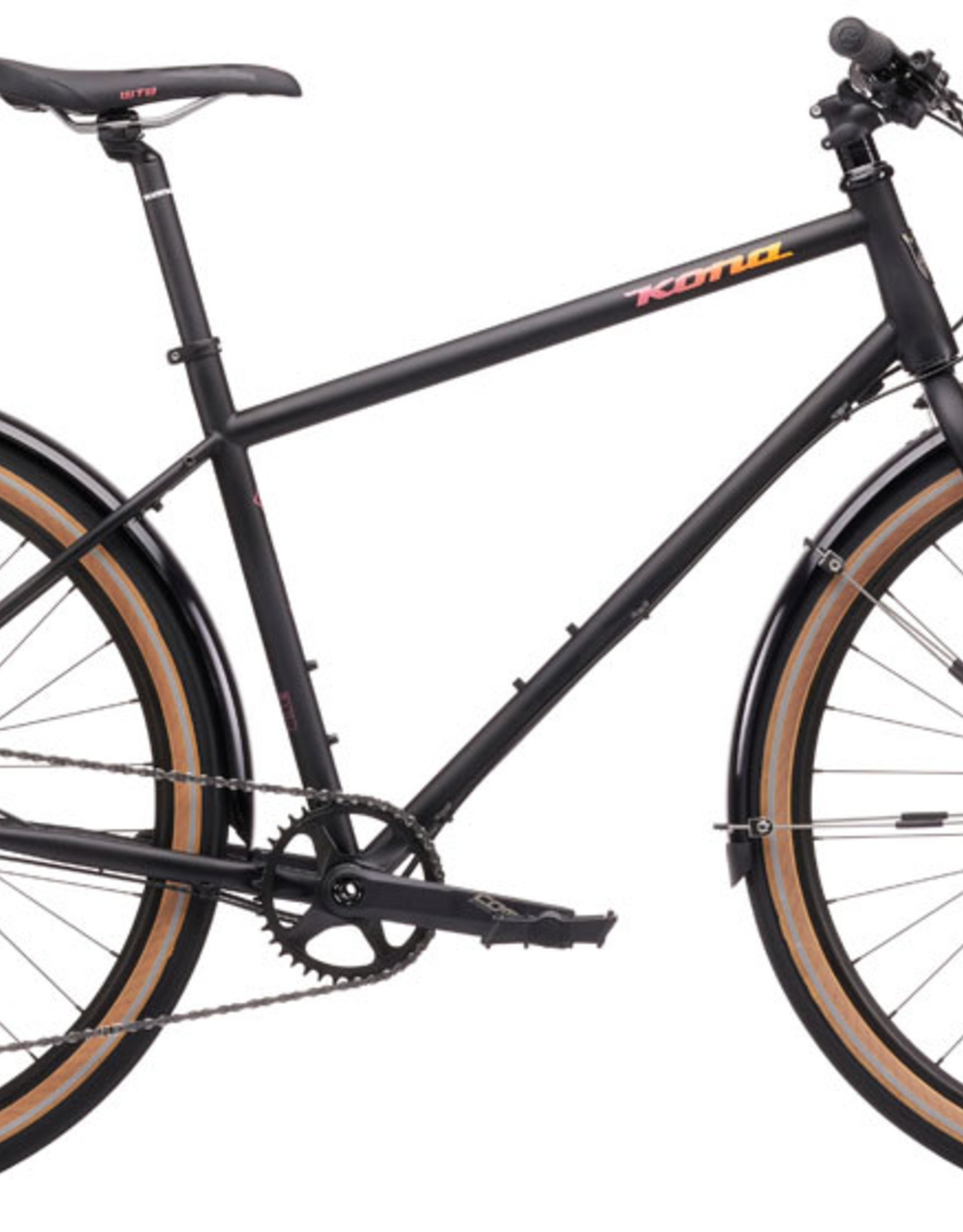Kona Bicycles 2021 kona dr. dew large blk