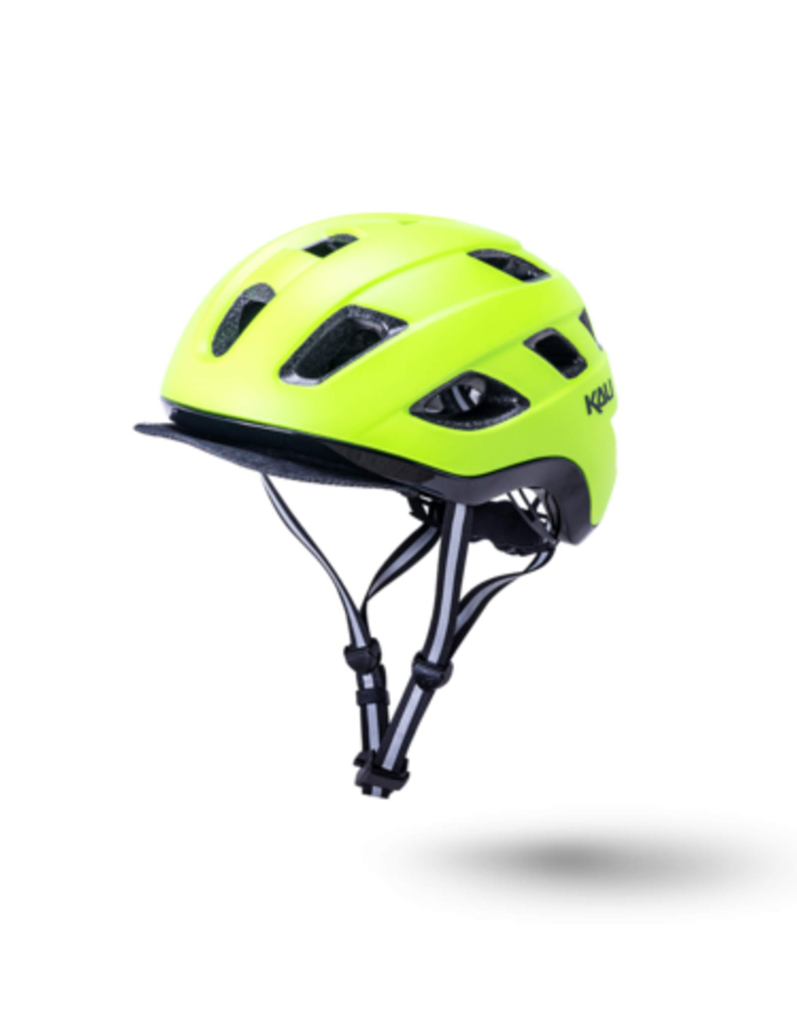 Kali Protectives Kali Traffic  Solid Fluorescent YLW L/XL