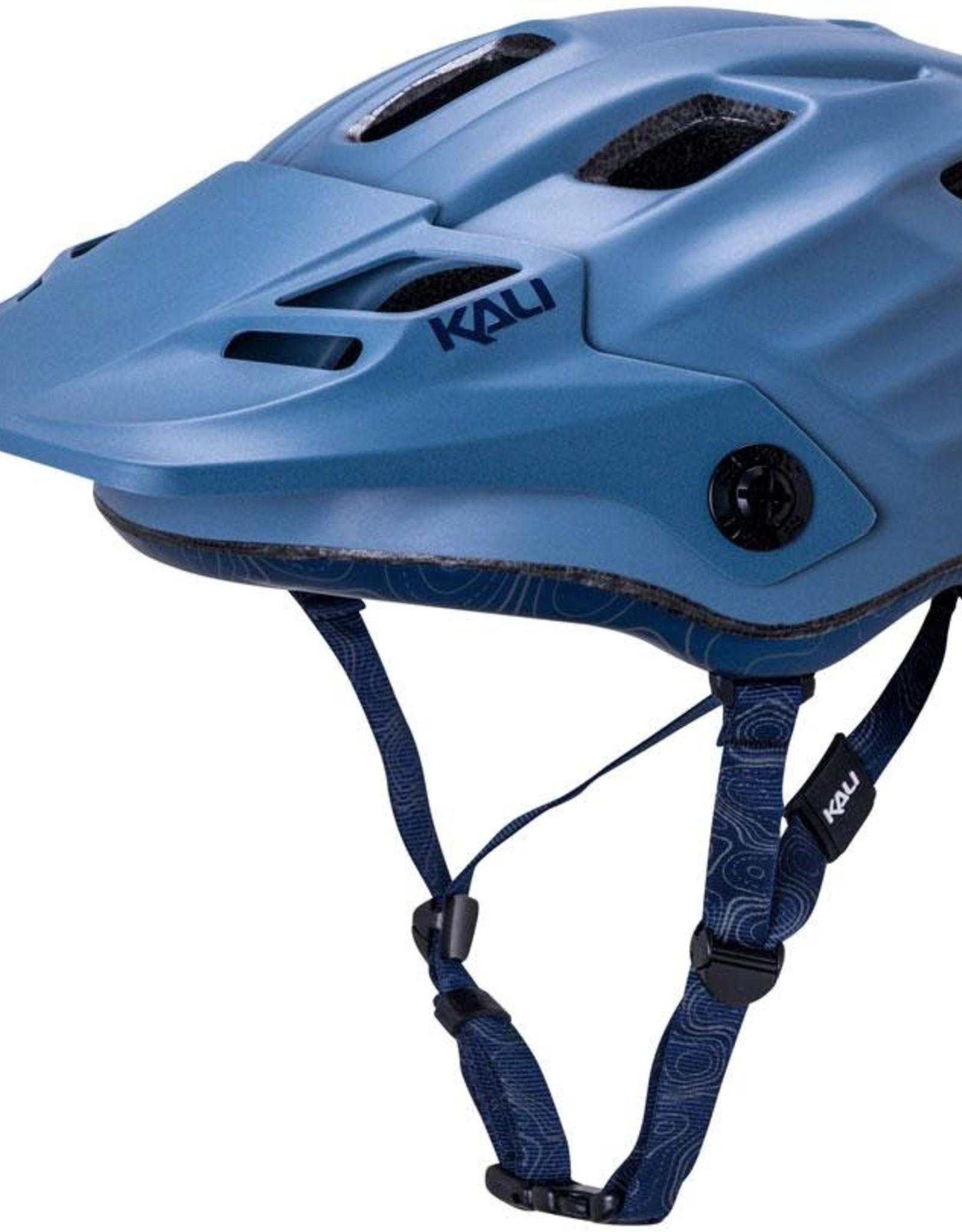 Kali Protectives Kali Maya 3.0 Solid Matte THD/NVY L/XL