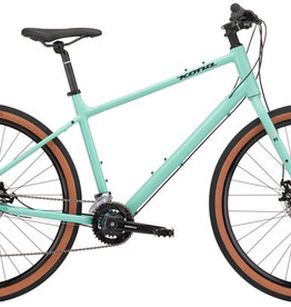 Kona Bicycles 2022 Kona Dew Mint Green Medium Hybrid