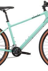 Kona Bicycles 2022 Kona Dew Mint Green Large Hybrid