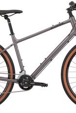 Kona Bicycles 2022 Kona Dew Asphalt Grey X-Large Hybrid