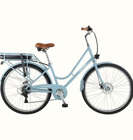 Retrospec Retrospec 2021 Beaumont REV 500 Step-thru E-bike City BLU 42cm
