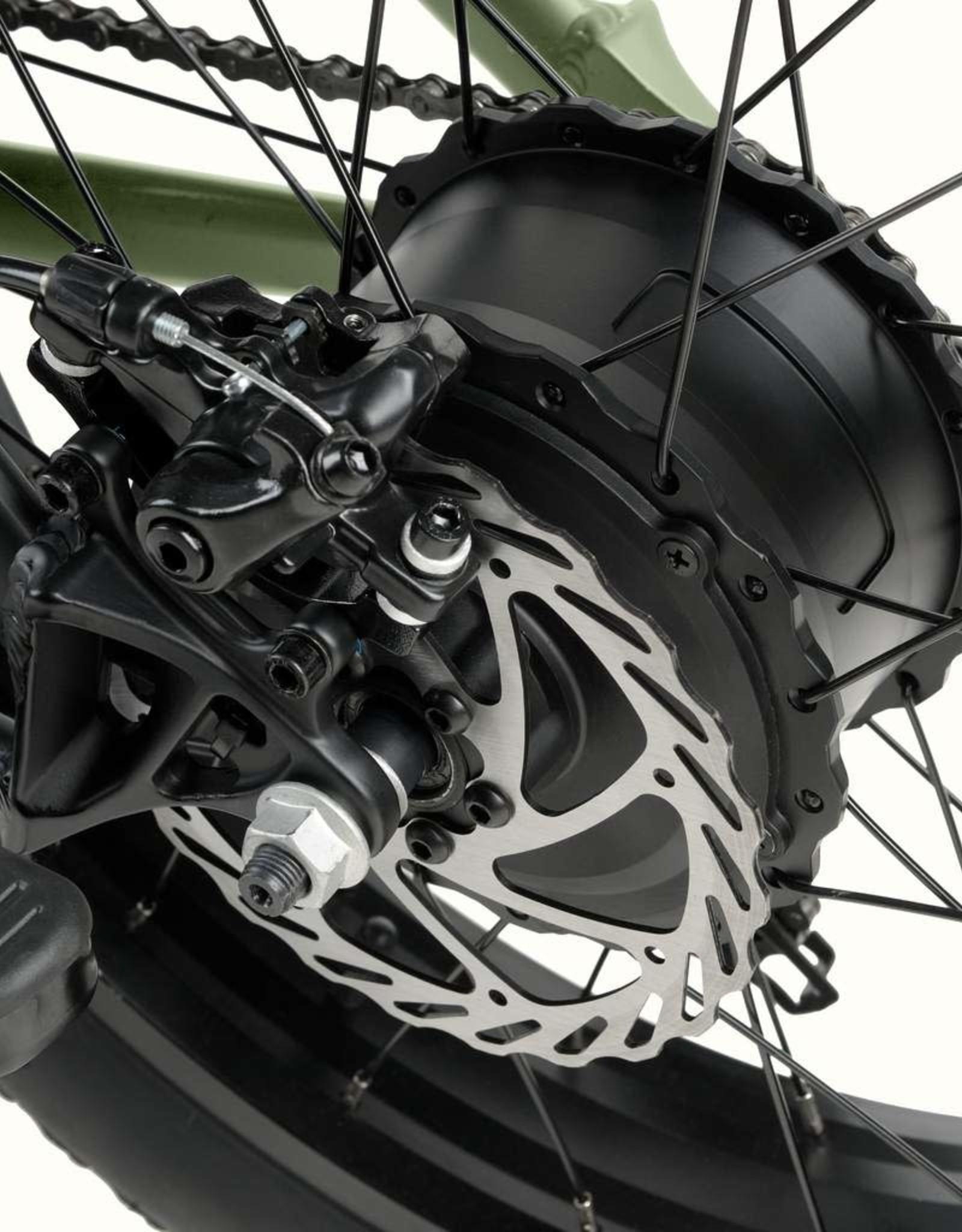 Retrospec Retrospec 2021 Valen Rev 750 E-bike GRN OS