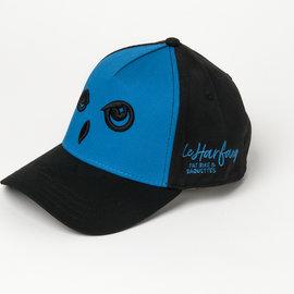 Blue Harfang cap