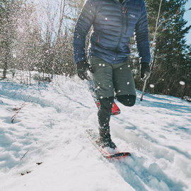 7 and up day pass - Snowshoes