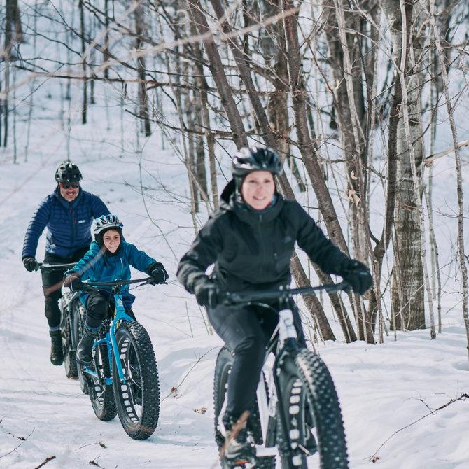 Family day pass - Fat bike