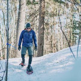 Family day pass - Snowshoes