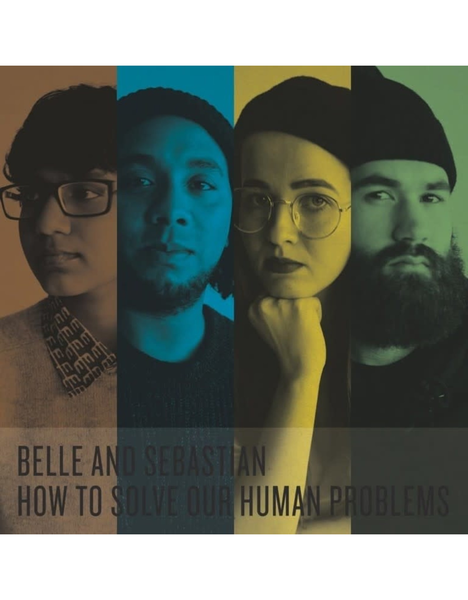 Belle and Sebastian - How to Solve Our Human Problems (3 EP Boxset) LP