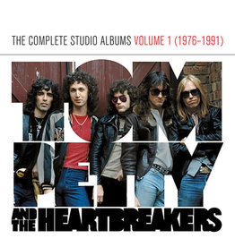Petty, Tom (And The Heartbreakers) - The Complete Studio Albums Volume 1 (1976-1991) 9LP Box Set
