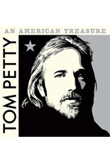 Petty, Tom - An American Treasure [Indie Exclusive Limited Edition 6LP Box Set w/Book+Litho+Sticker]