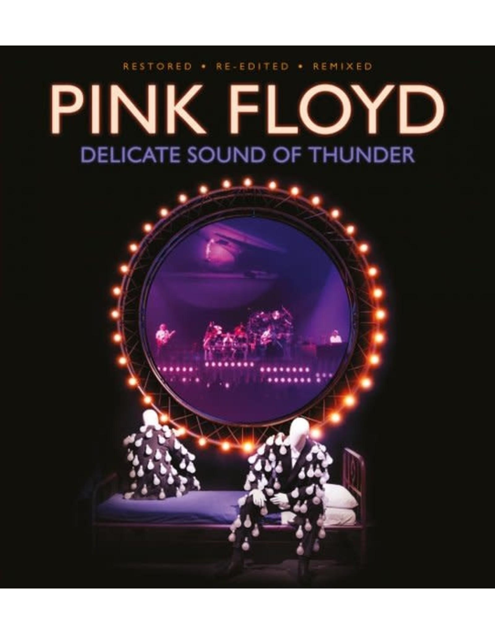Pink Floyd - Delicate Sound of Thunder 3LP Boxset