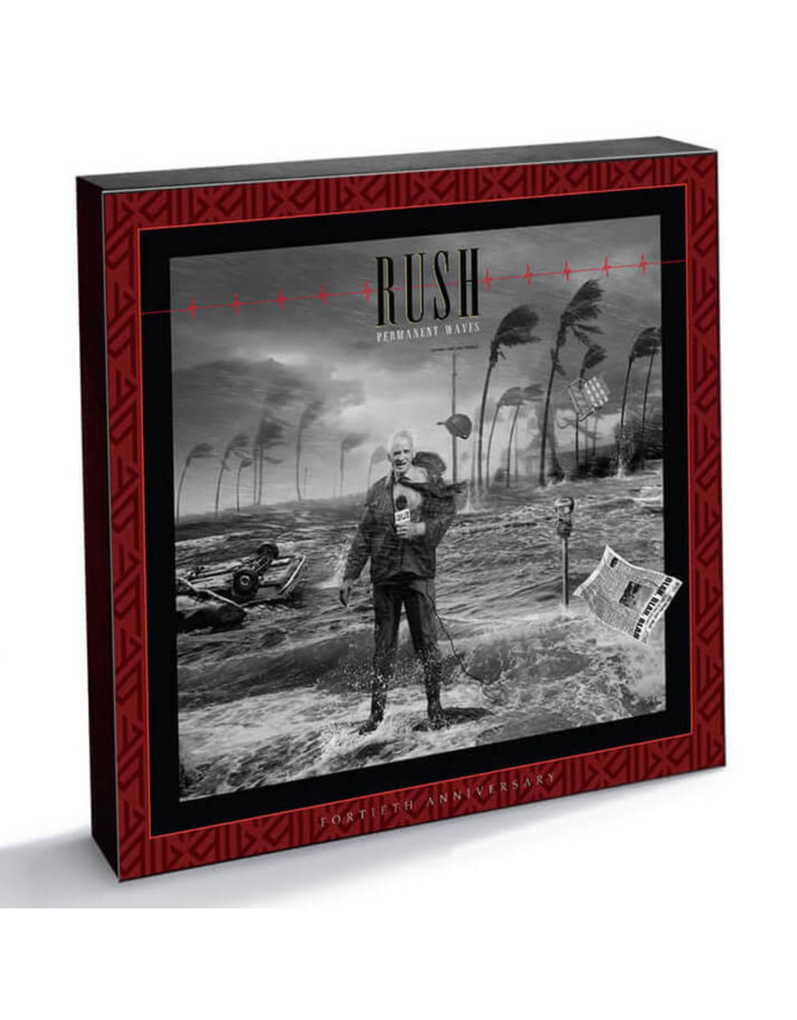 Rush - Permanent Waves (40th Anniversary 3LP Boxset) LP