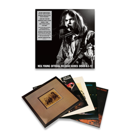 Young, Neil - Official Release Series Discs 8.5-12 (6 LP)