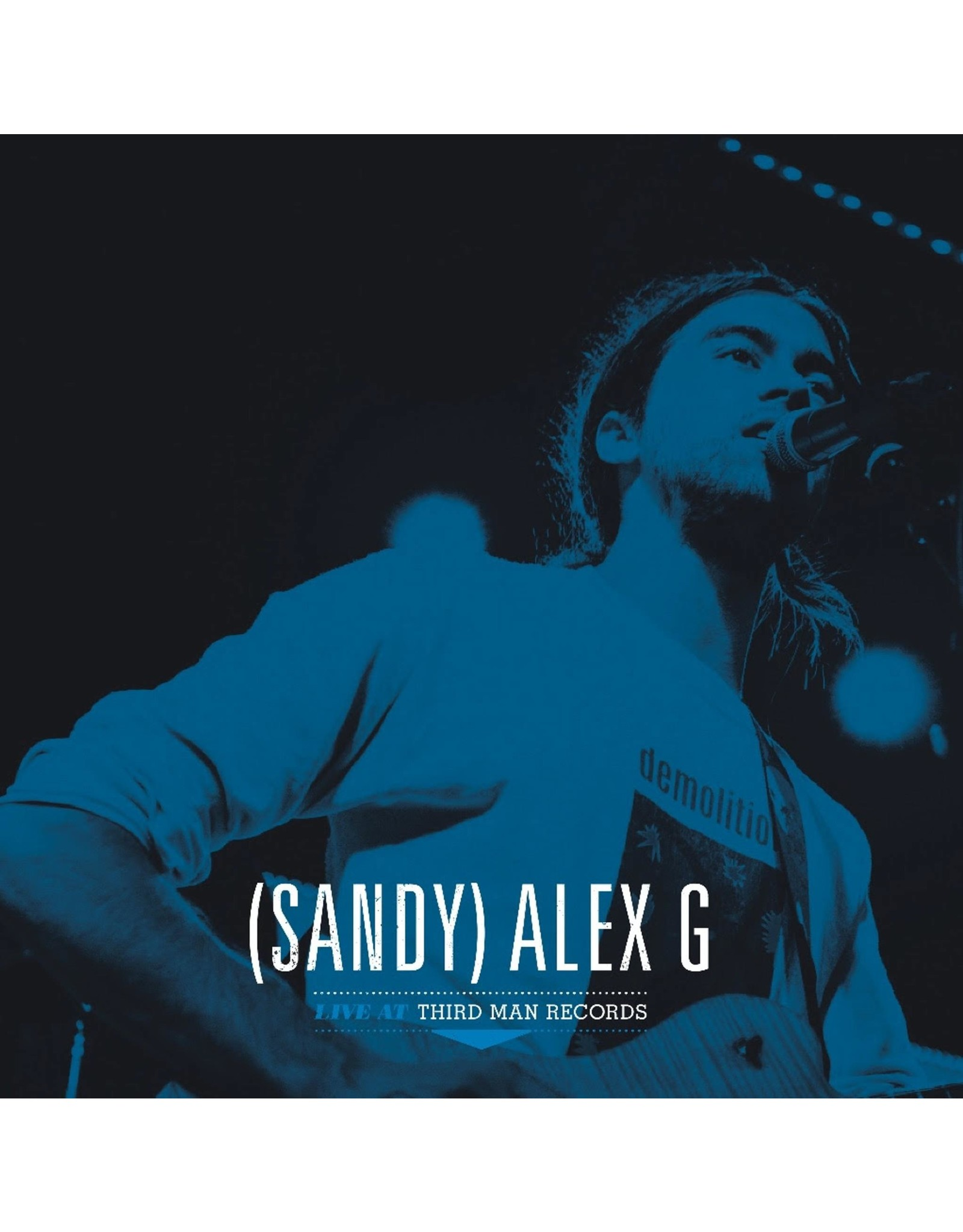 (Sandy) Alex G - Live at Third Man Records LP