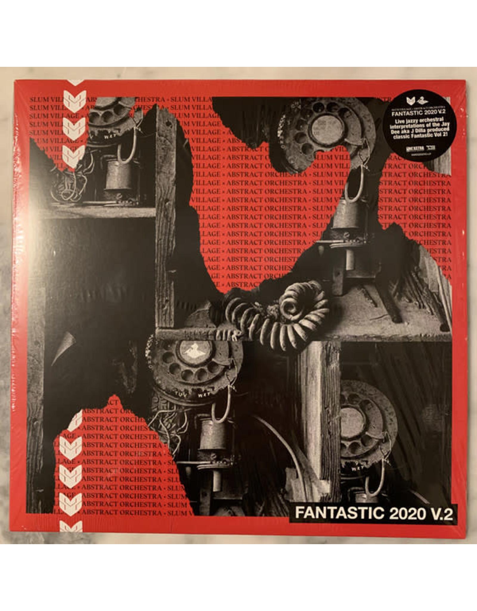 Abstract Orchestra - Fantastic 2020 V.2 LP