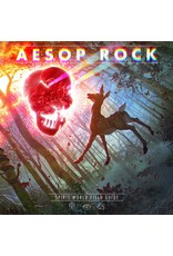 Aesop Rock - Spirit World Field Guide 2LP (Clear Vinyl)