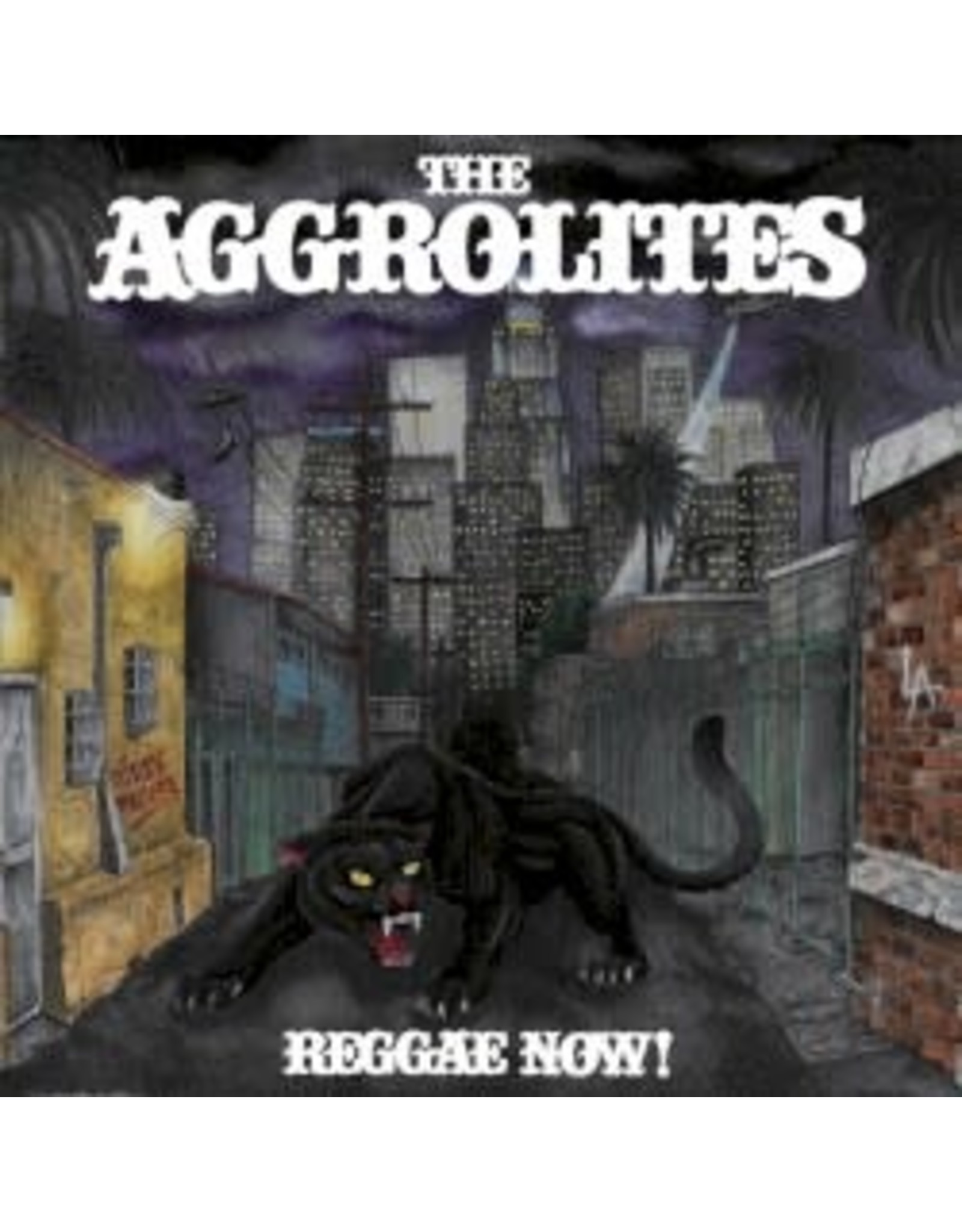 Aggrolites - Reggae Now LP