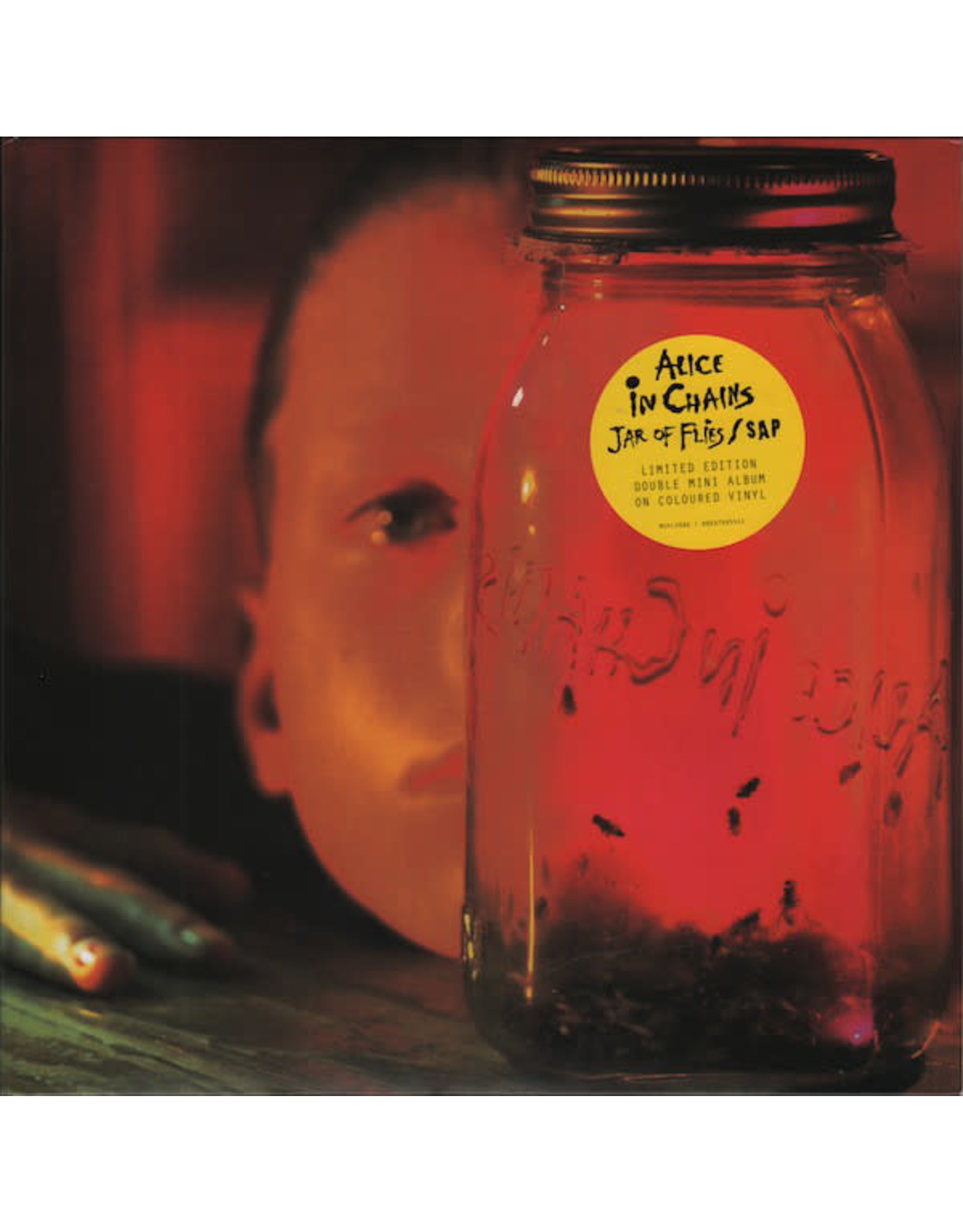 Alice in Chains - Jar of Flies (MOV) LP+12''EP