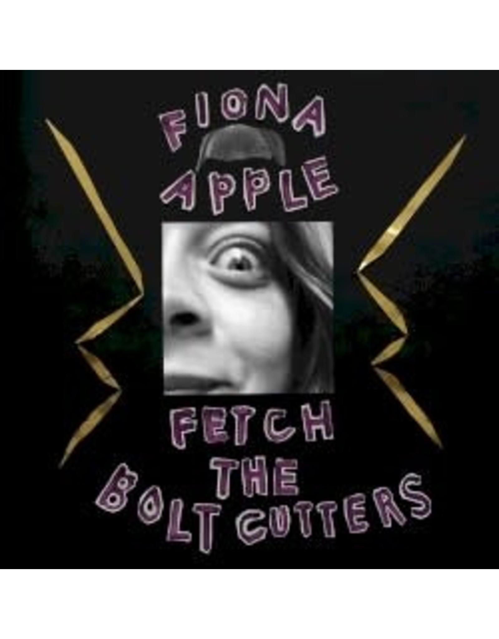 Apple, Fiona - Fetch The Bolt Cutters 2LP