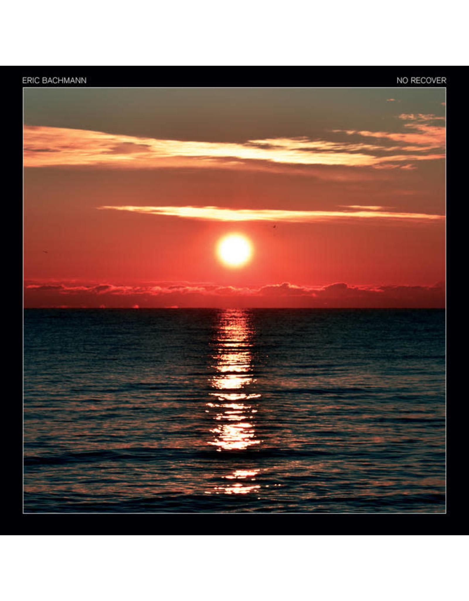 Bachmann, Eric - No Recover LP