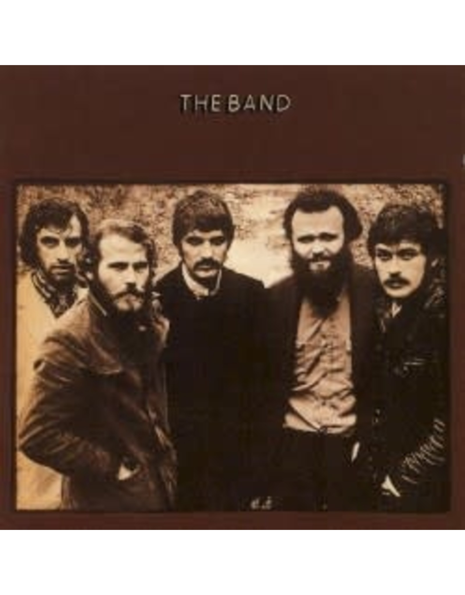 Band - S/T LP