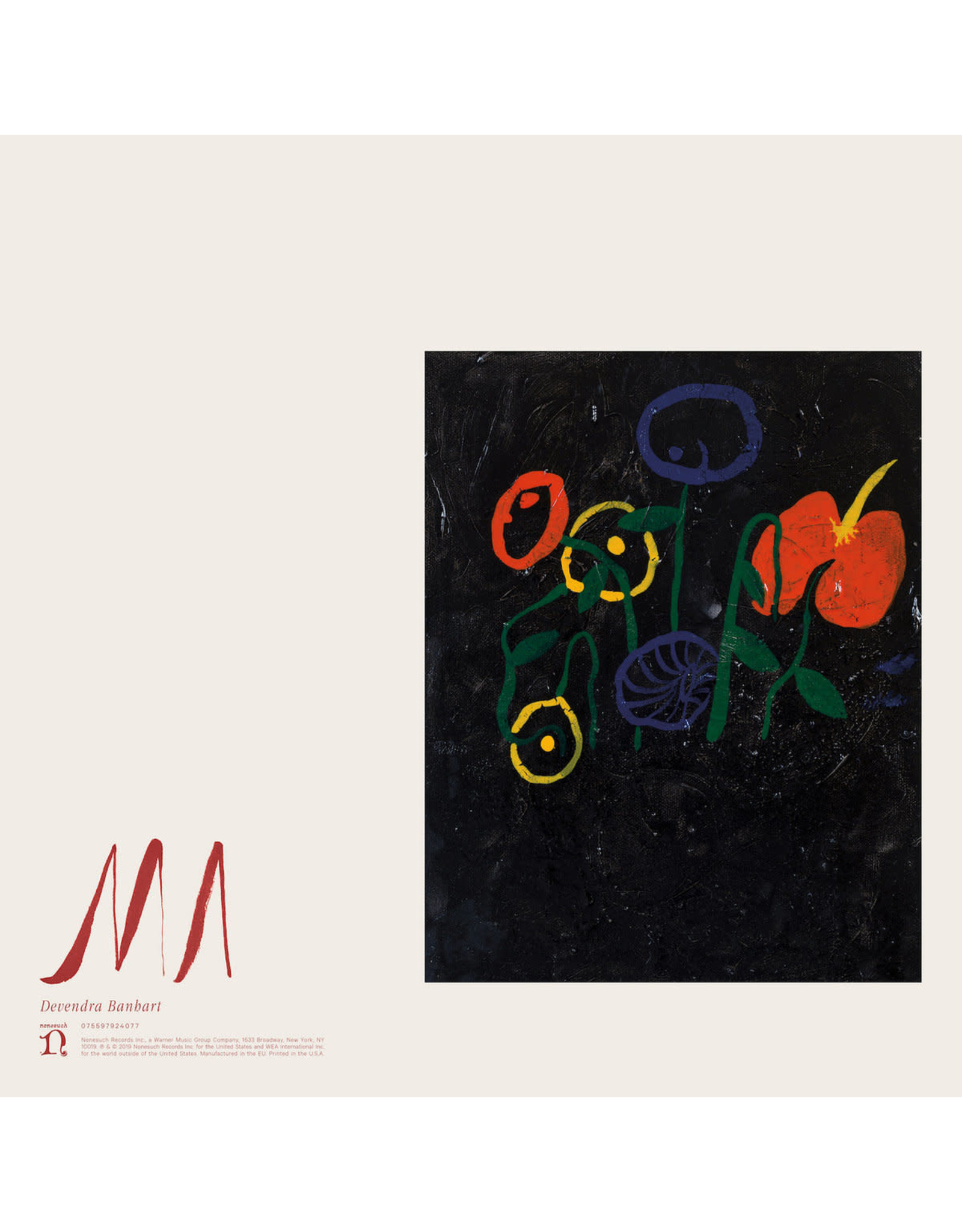 Banhart, Devendra - Ma (Red Vinyl)