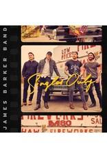 Barker, James Band - Singles Only LP