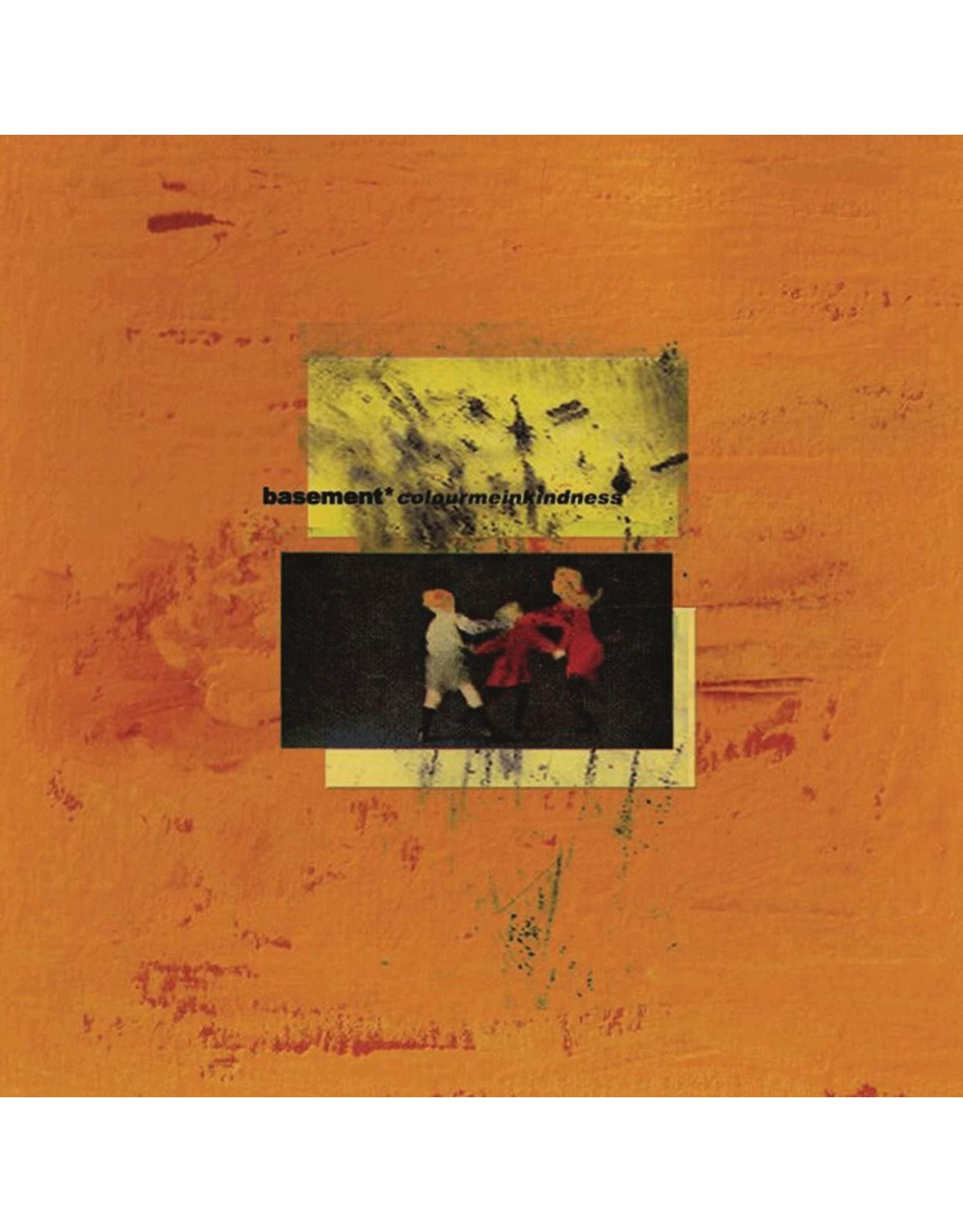 Basement - Colourmeinkindness LP (yellow/orange swirl vinyl)