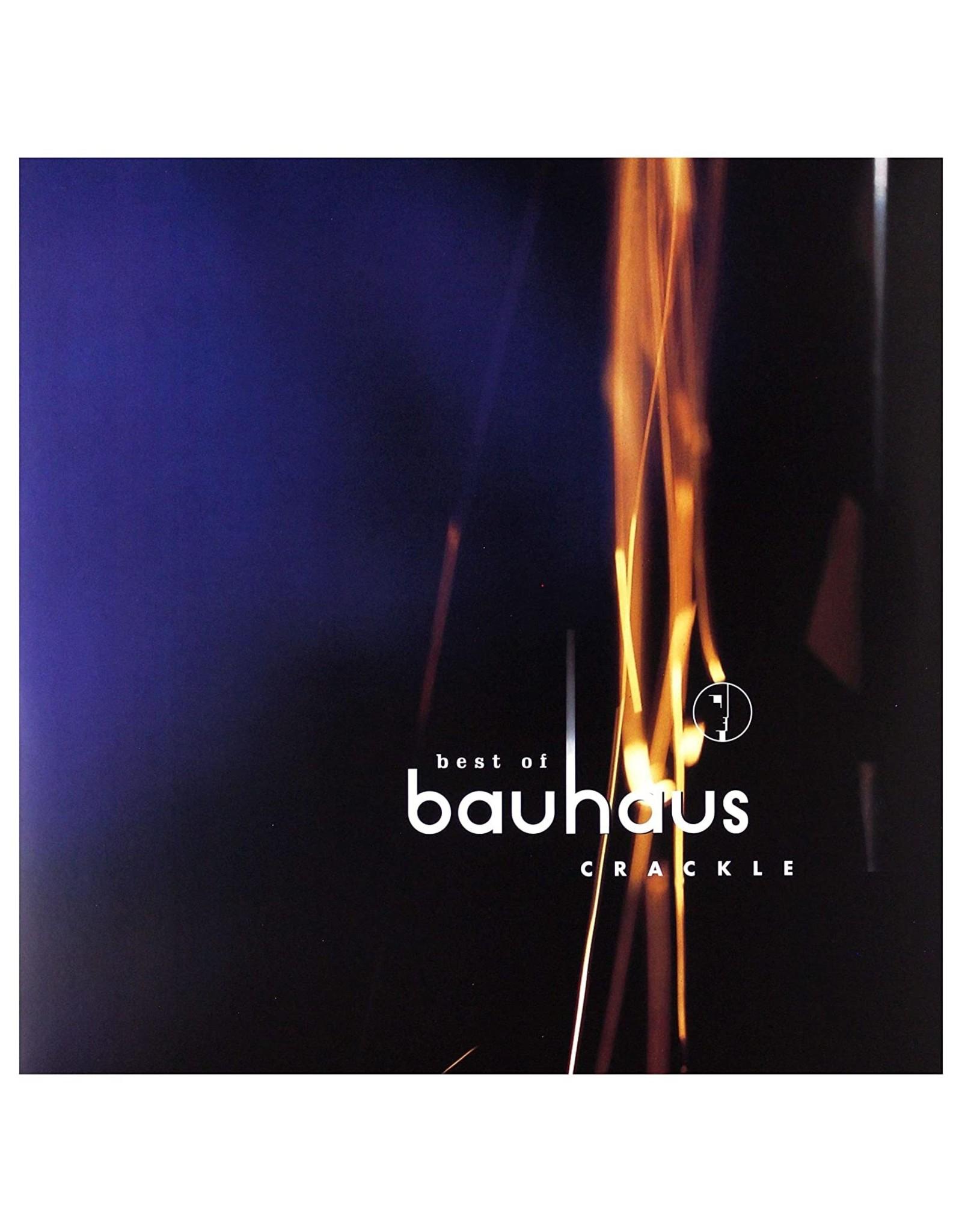 Bauhaus - Crackle - The Best Of (2LP/Limited Edition Ruby Vinyl)