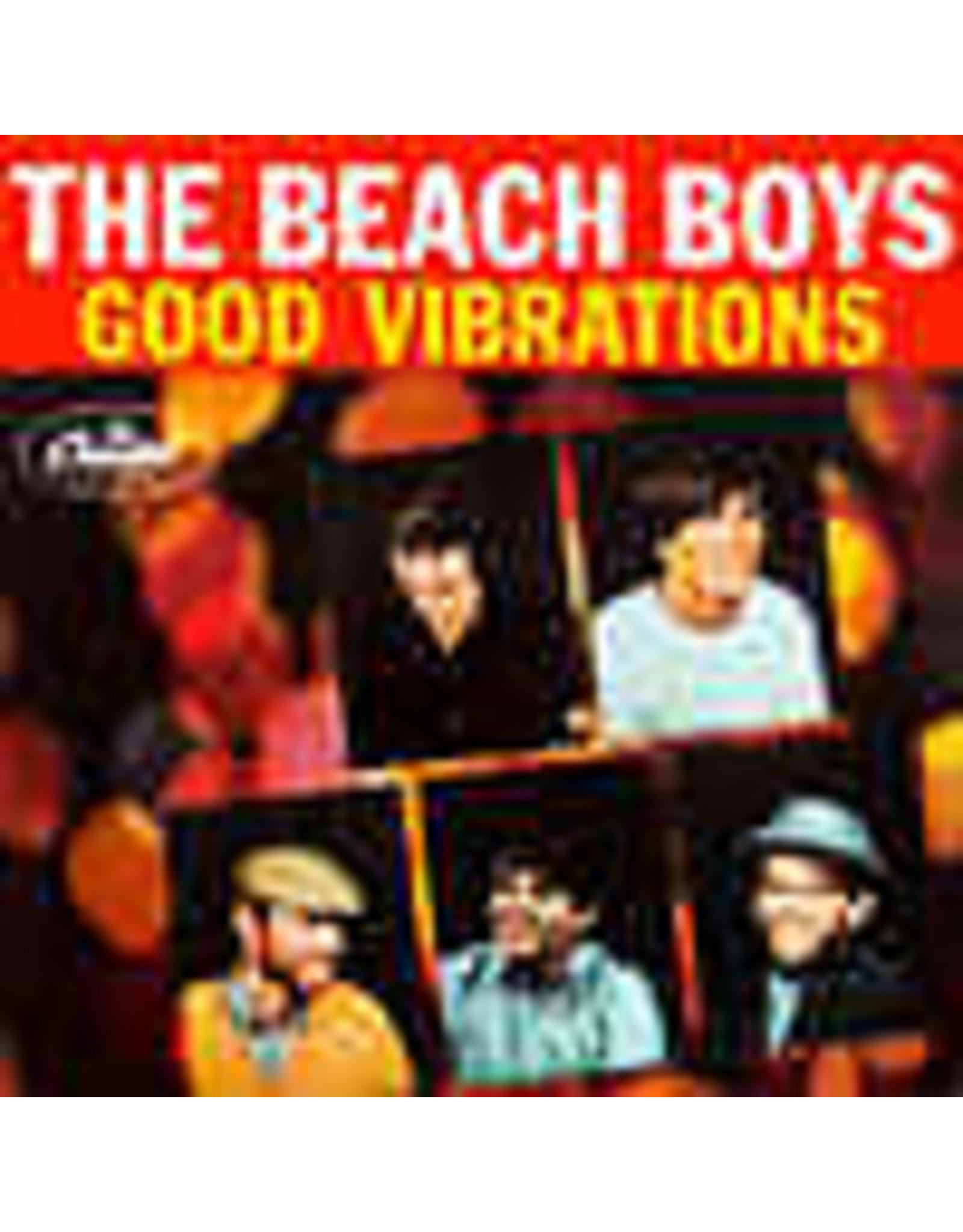 Beach Boys - Good Vibrations EP (orange vinyl) LP