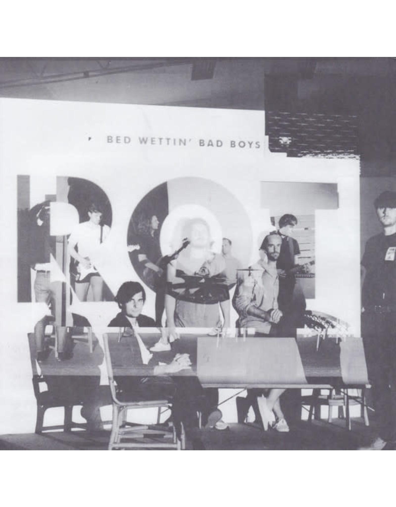 Bed Wettin' Bad Boys - Rot LP