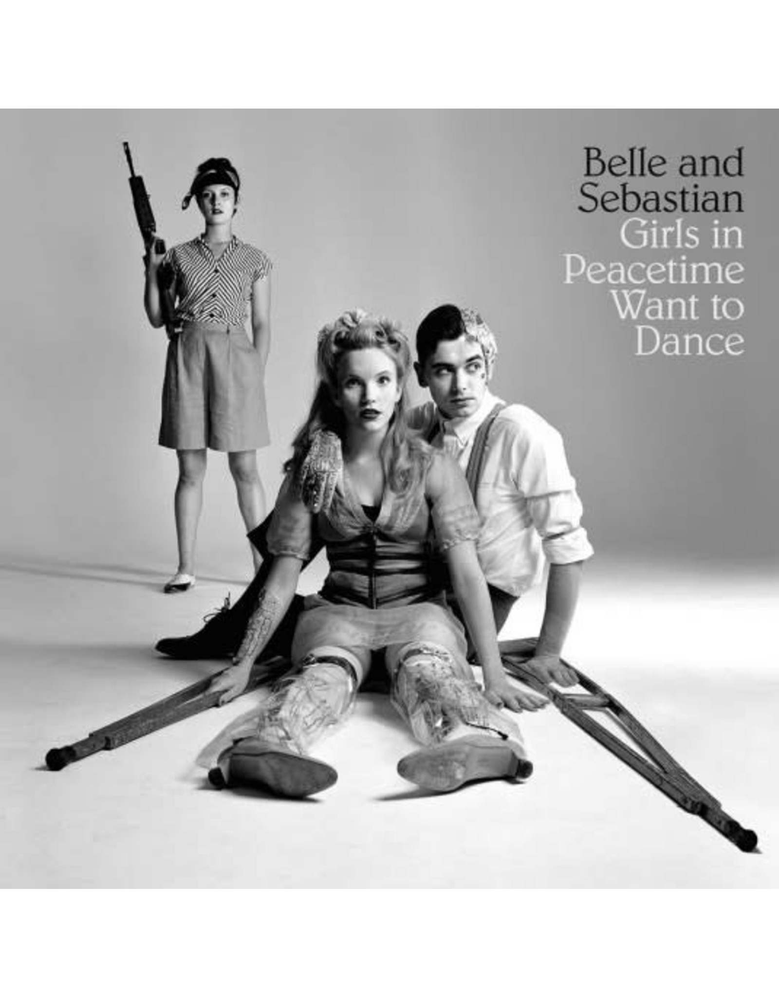 Belle and Sebastian - Girls in Peacetime Want to Dance (4 LP)