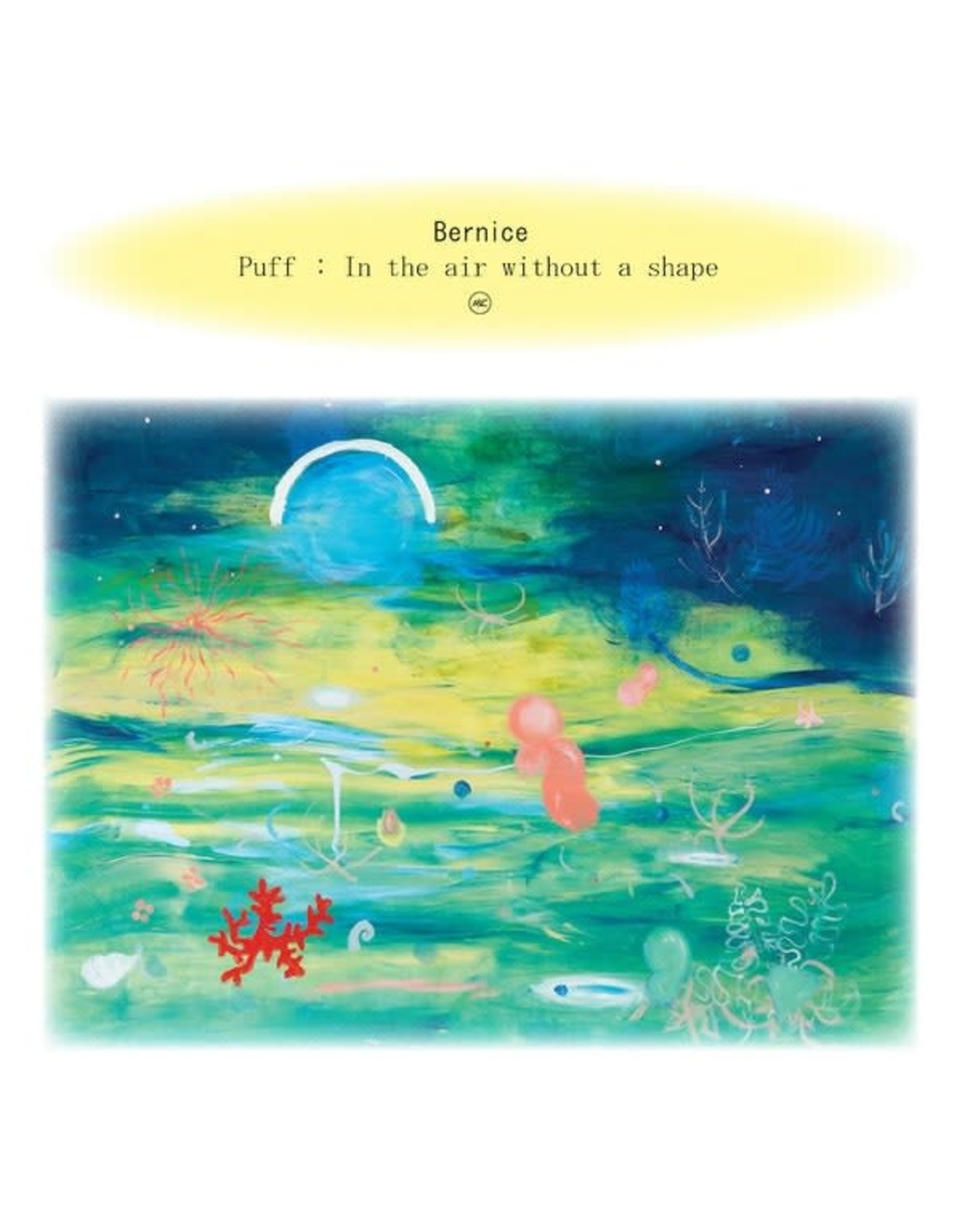 Bernice - Puff : In the Air Without a Shape LP