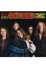 Big Brother & The Holding Company - Sex, Dope & Cheap Thrills (2LP)