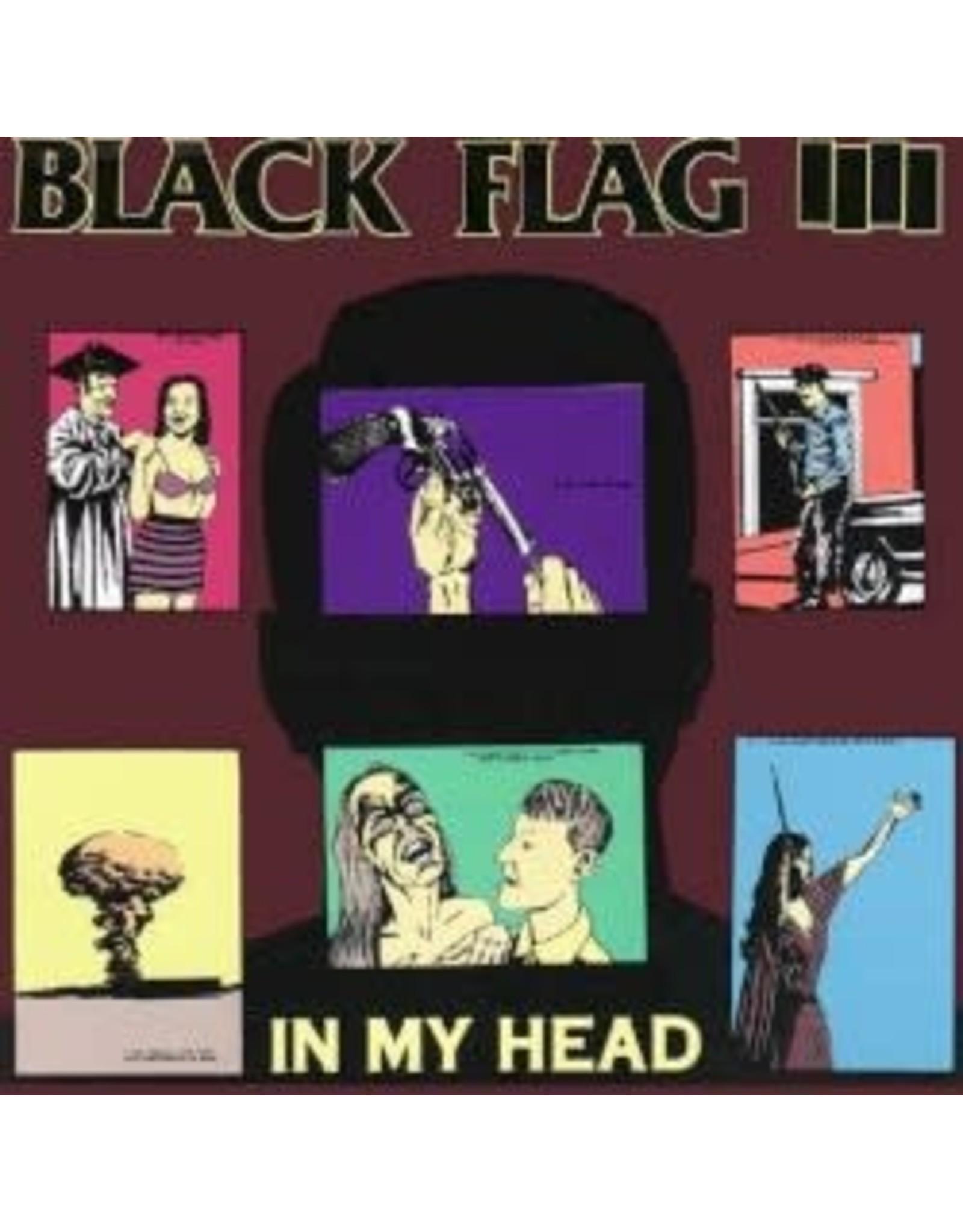 Black Flag - In My Head LP