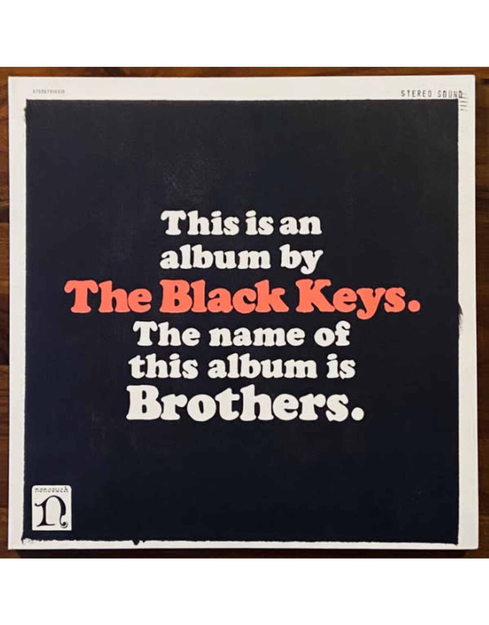 Black Keys - Brothers 2LP Dlx Anniv.