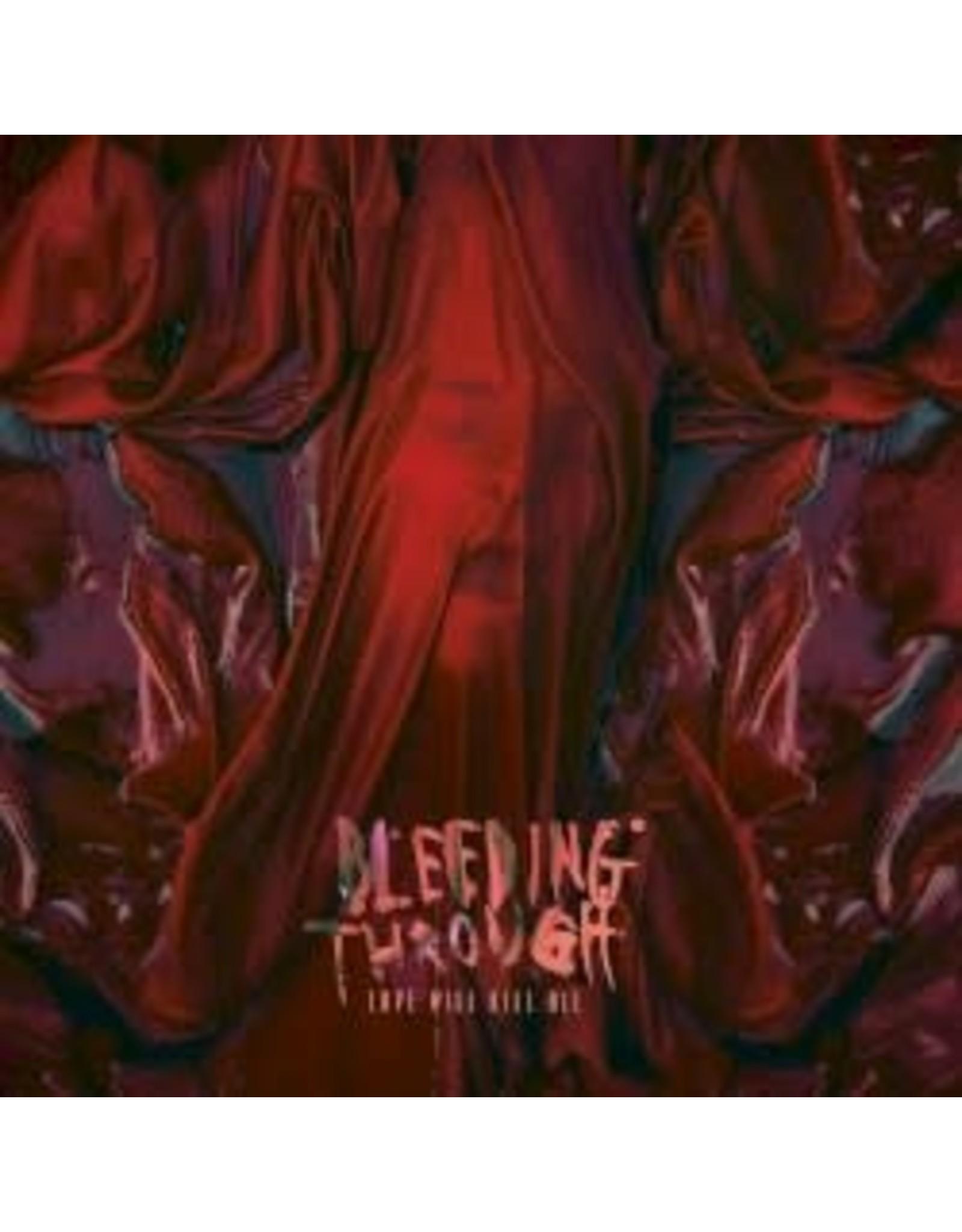 Bleeding Through - Love Will Kill All (Transparent Red Vinyl - Ltd to 500 copies) LP