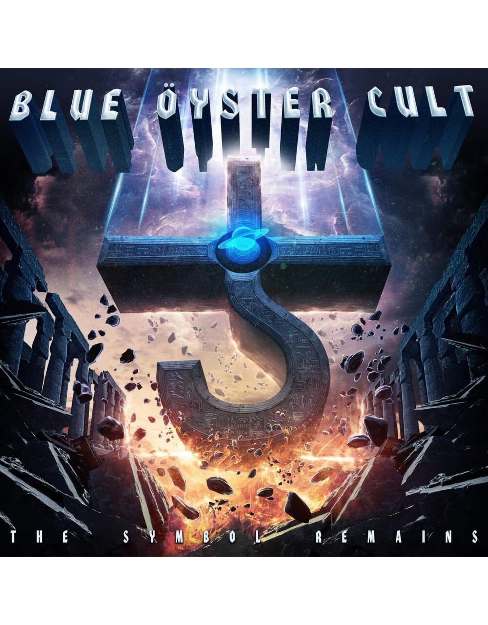 Blue Oyster Cult - The Symbol Remains 2LP