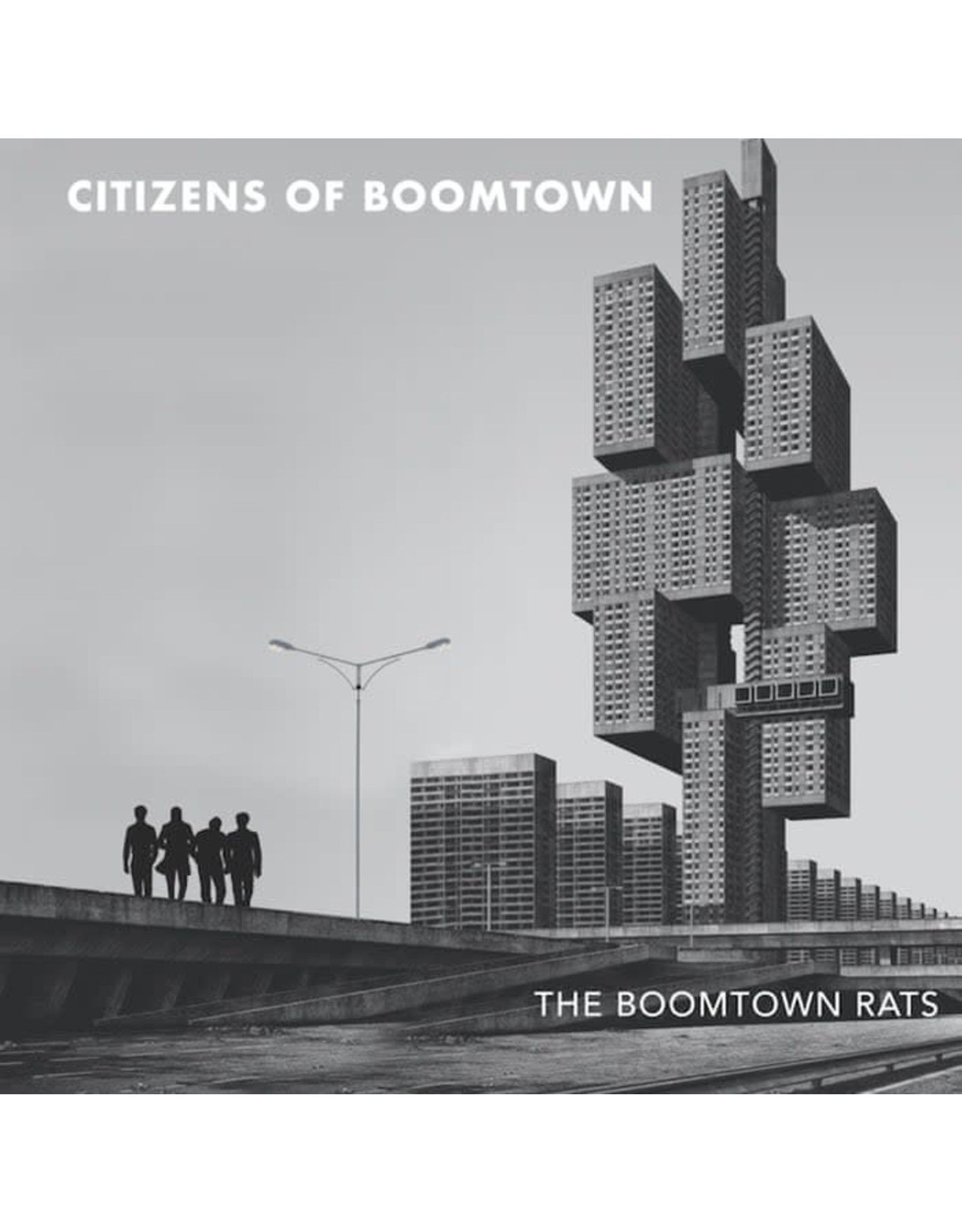 Boomtown Rats - Citizens Of Boomtown LP