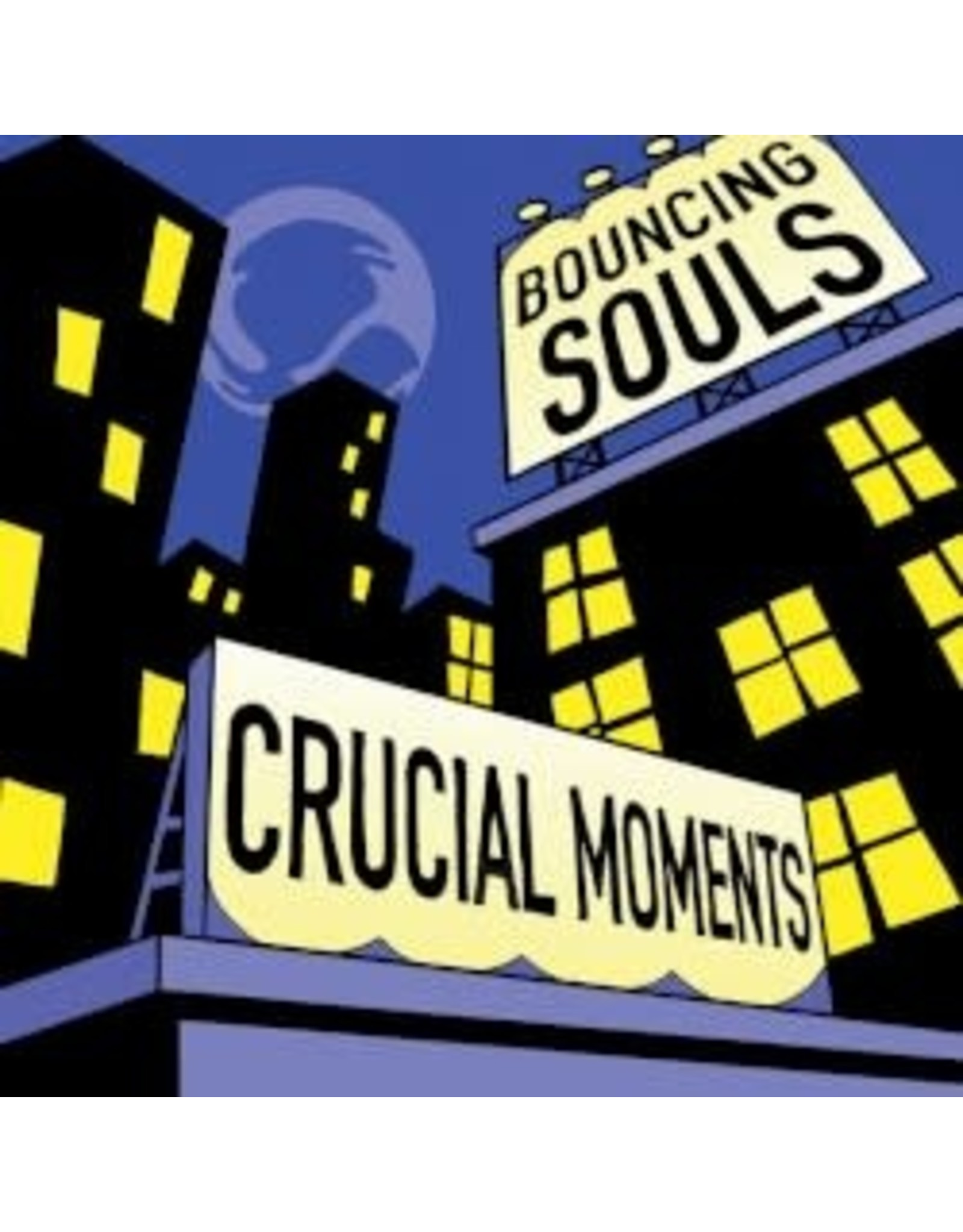Bouncing Sould - Crucial Moments EP LP