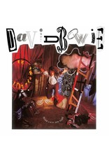 Bowie, David - Never Let Me Down (2018 remastered) LP