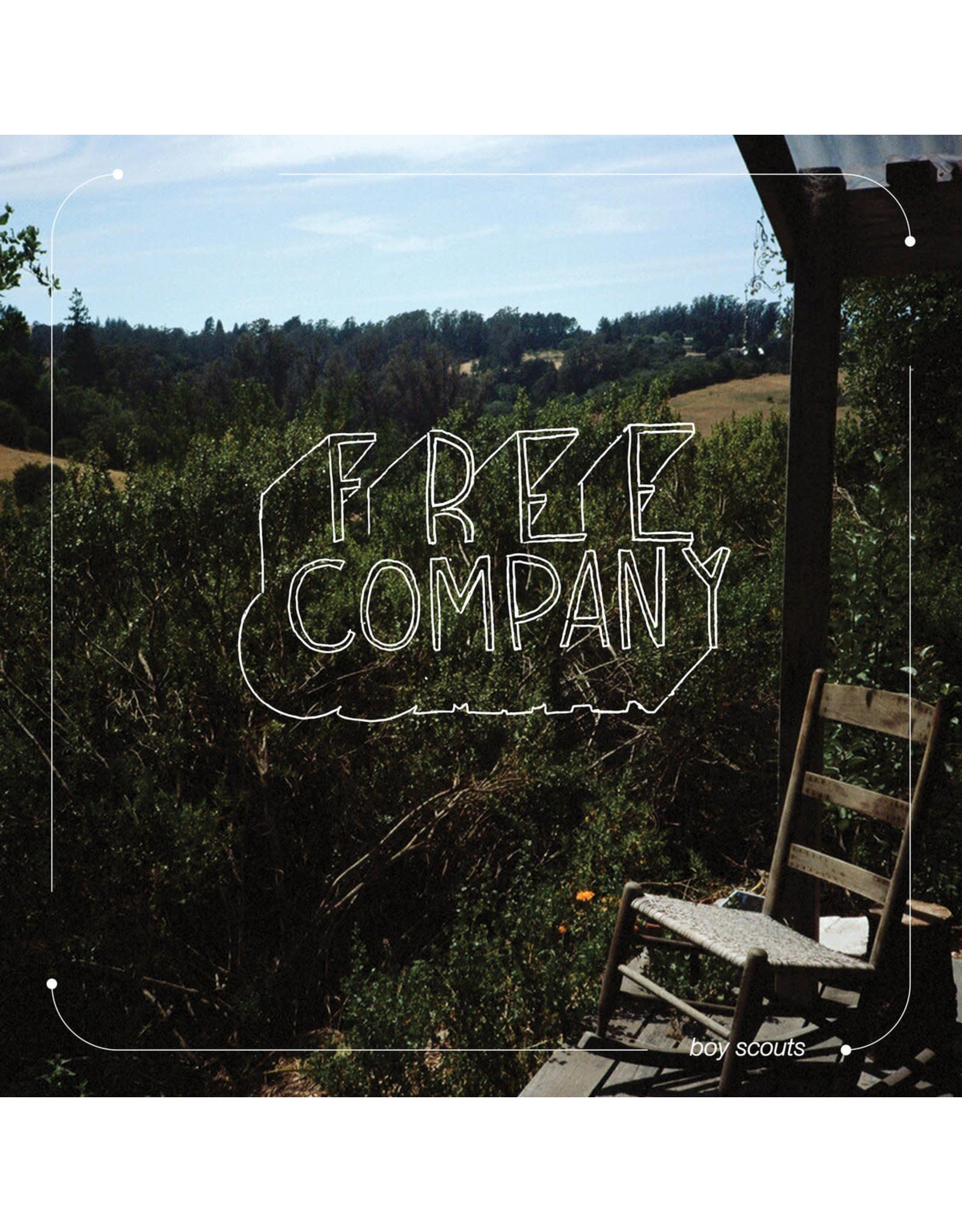 Boy Scouts - Free Company LP