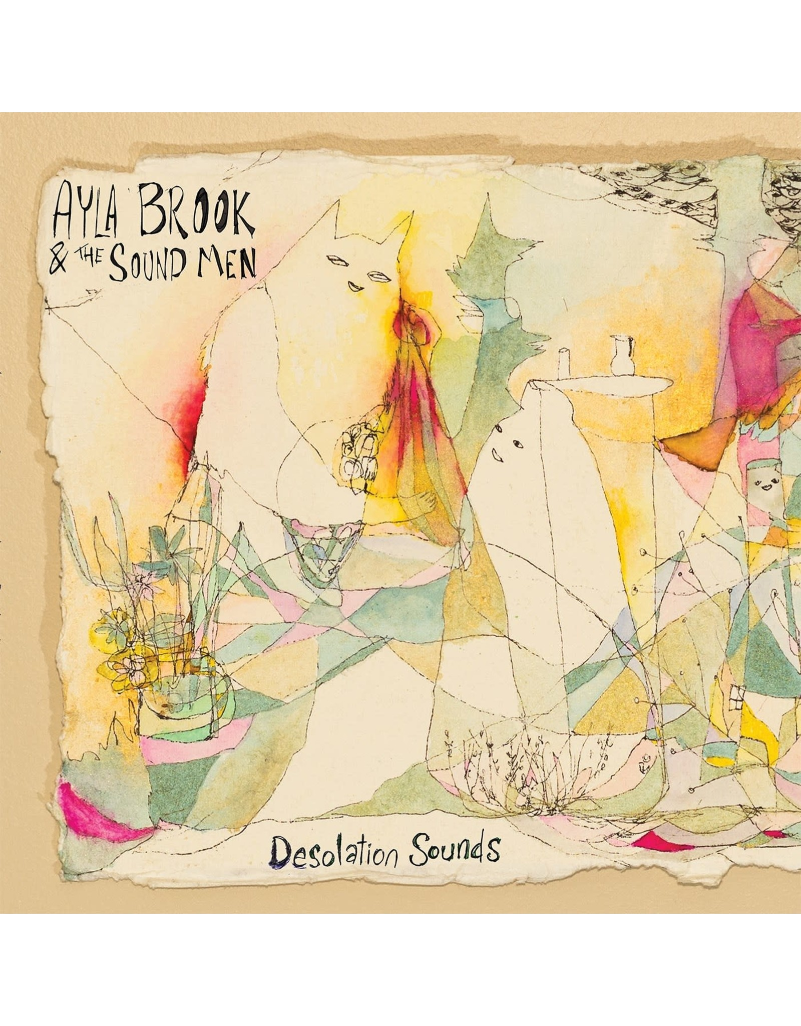 Brook, Ayla & the Sound Men - Desolation Sounds LP