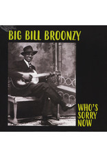 Broonzy, Big Bill - Who's Sorry Now LP