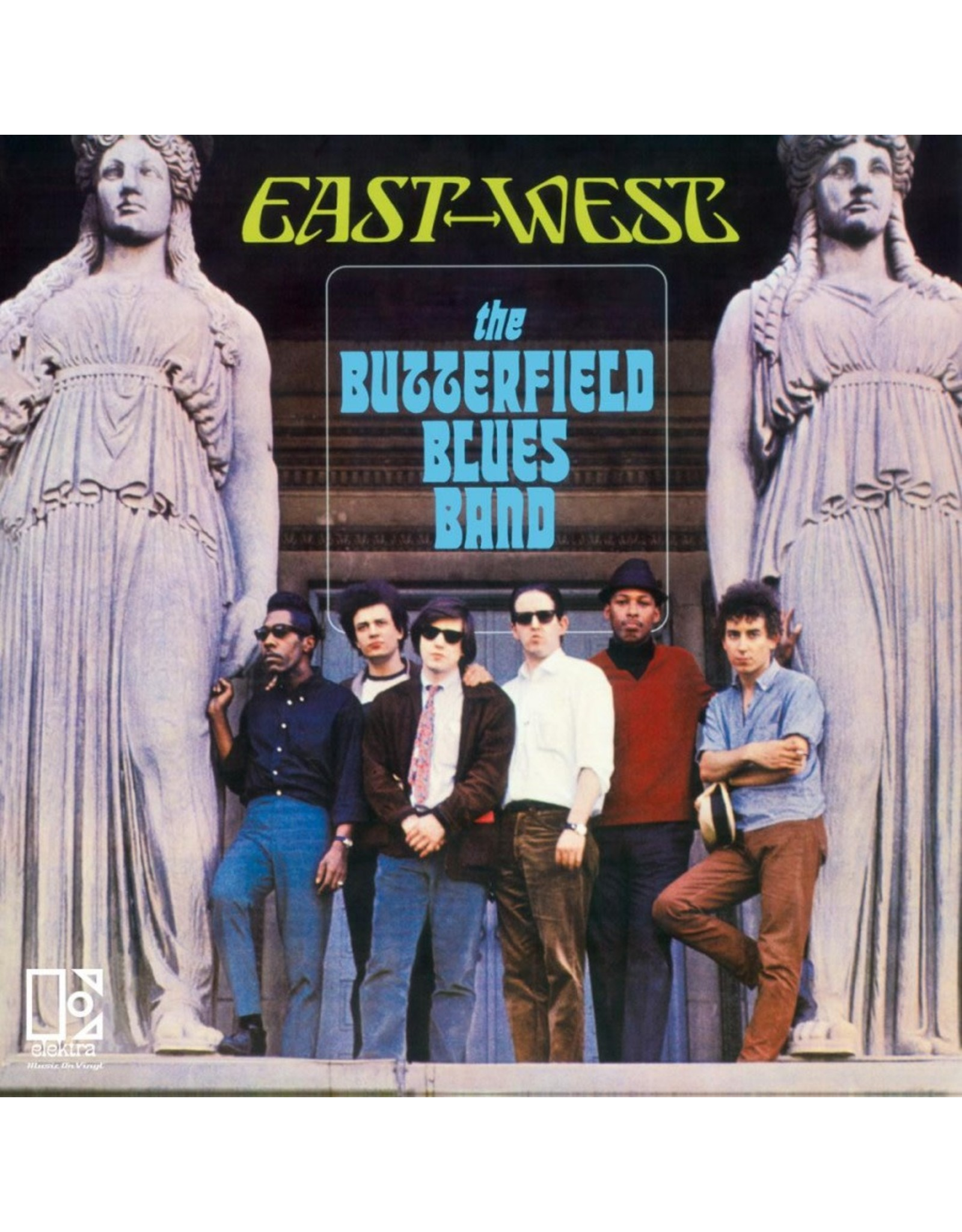 Butterfield Blues Band - East-West LP
